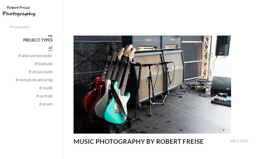 Robert Freise Fotografie