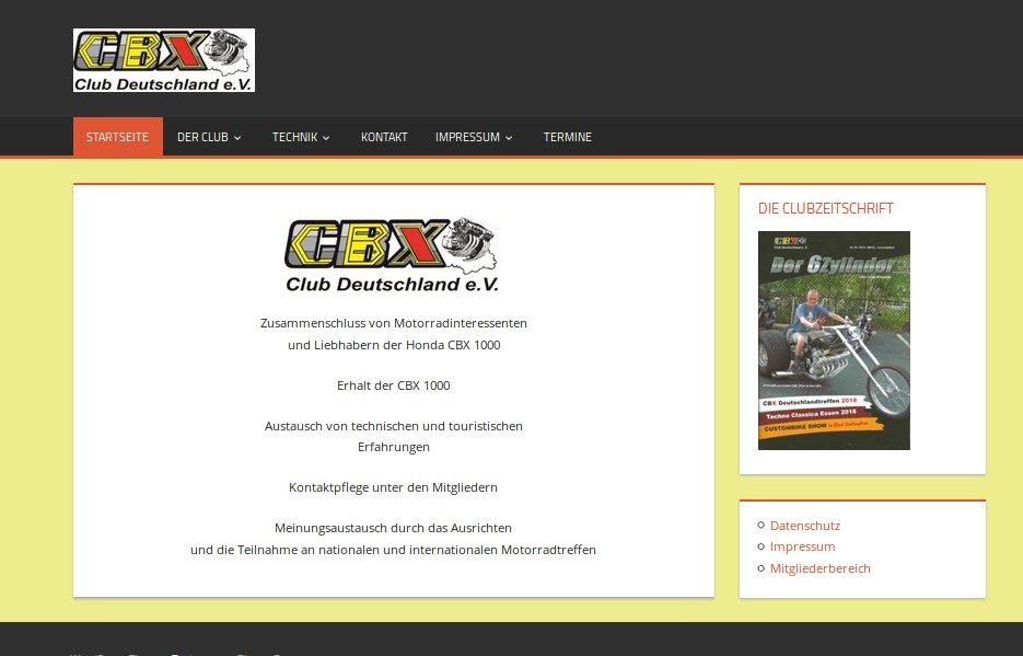 Cbx Club Deutschland